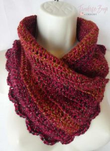 Simple Shell Neck Warmer