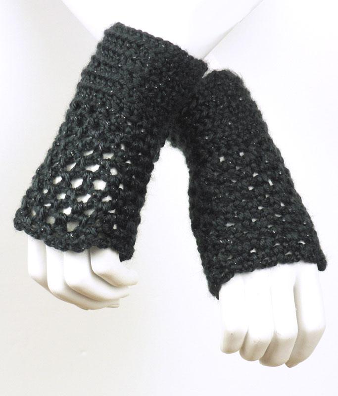 Crochet Patterns Galore Party Wristlets