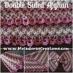 Double Sided Afghan