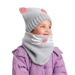 Kitty Hat and Cowl