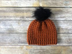 Autumn Crunch Hat