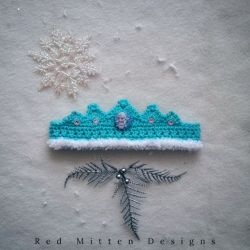 Frozen Inspired Tiara