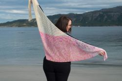 A Taste Of Summer Shawl