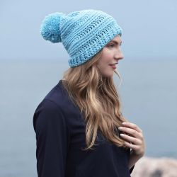 Crochet for Warmth Horizon Hat