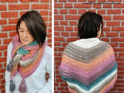 Karly Wrap Shawl