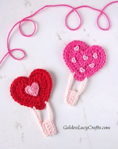 Heart Air Balloon Applique