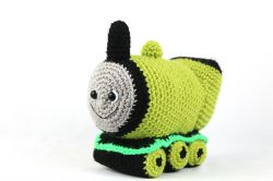 Train Amigurumi