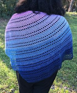 The Hurricane Shawl
