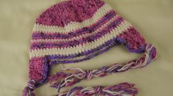 American Girl Doll Ear Flap Hat
