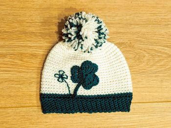 St. Patrick's Day Dueling Clovers Hat