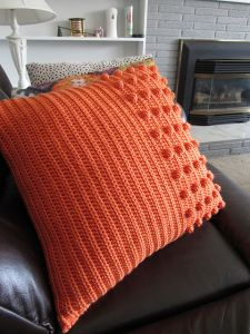 The Burst of Sunshine Pillow