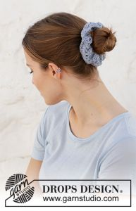 Seaside Scrunchie