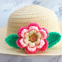 Flower for a Hat