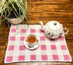 Spring Gingham Placemats