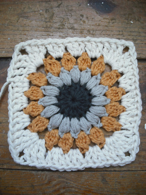 Crochet Patterns Galore Sunburst Granny Square