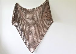 Eleanor Asymmetrical Shawl