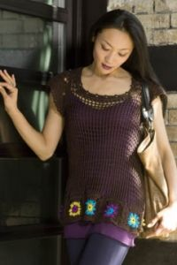 Buenos Aires Crochet Tunic