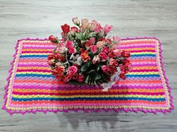 Candy Centerpiece Tablecloth
