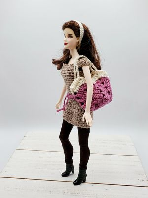 Barbie Tunic and Shoulder Bag