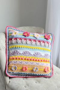 Spring Rhapsody Pillow