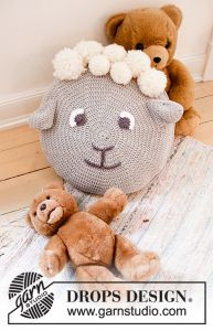 Dolly the Sheep Pillow