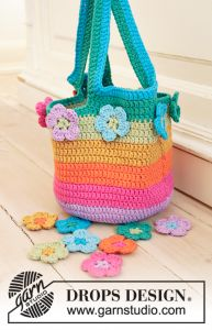 Flower Market Bag