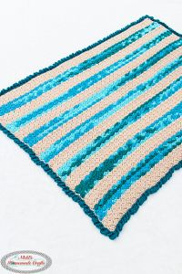 Beach Throw Blanket