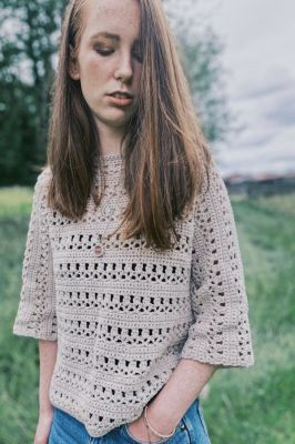 Forget Me Not Sweater