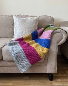 Crochet Cottage Blanket