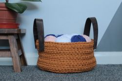Chunky Tidy Up Basket