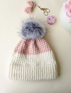Napoly Crochet hat