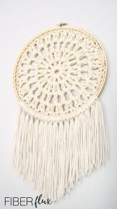 Natural Granny Wall Hanging
