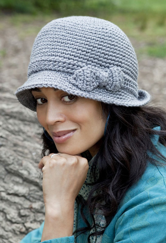 Crochet Patterns Galore - Elegant Hat