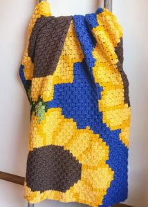 Sunflower Daze Blanket
