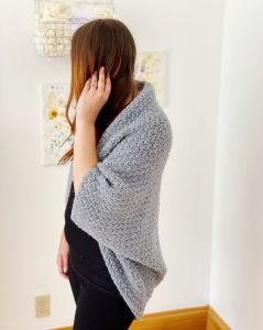 Suzette Stitch Blanket Cardigan