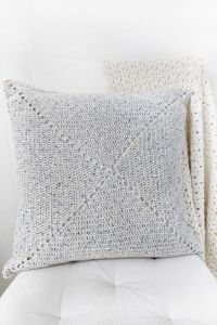 The Classic Granny Square Pillow
