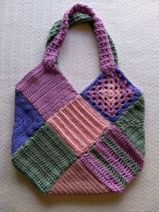 Patchwork Sampler Bag