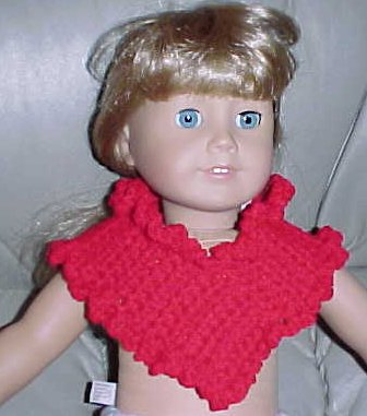 Crochet Patterns Galore Doll Poncho