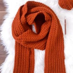 Ridge Walk Scarf