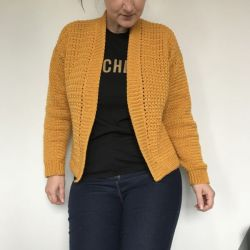 Working Girl Cardigan