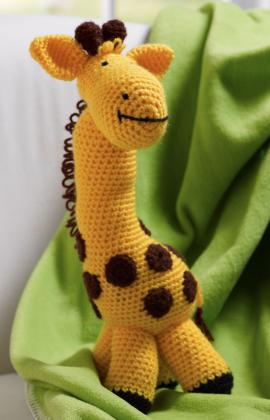 Crochet Patterns Galore My Giraffe Toy