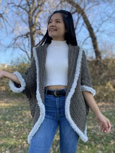 Cozy Crochet Shrug