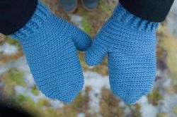 Easy Warm Winter Mittens