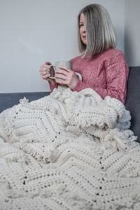 Mountain Hideaway Throw