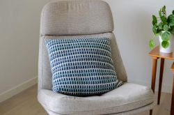 Spikes and Stripes Pillow