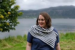 Lunt Striped Scarf