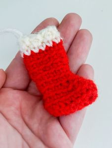 Tiny Christmas stocking