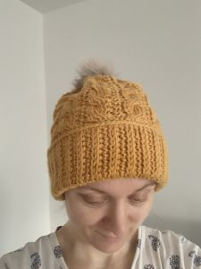 Winding Cables Hat