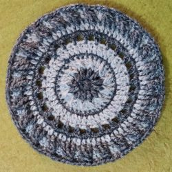 Quick Round Potholder Placemat
