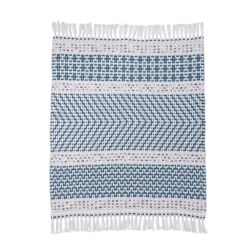 Woven Mosaic Blanket